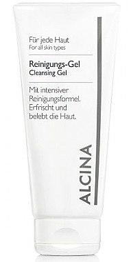 Erfrischendes und belebendes Gesichtsreinigungsgel - Alcina B Cleansing Gel — Bild N1
