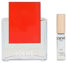 Düfte, Parfümerie und Kosmetik Loewe Solo Loewe Ella - Duftset (Eau de Parfum 100ml + Eau de Parfum 7.5ml)
