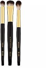 Düfte, Parfümerie und Kosmetik Make-up Pinsel-Set - Milani Jetset Eye Brush Kit