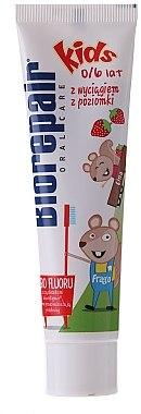 "Kinderzahnpasta ""Topolino Allegro"" 0-6 Jahre - BioRepair Junior Topo Gigio Cartoon"