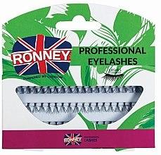 Düfte, Parfümerie und Kosmetik Wimpernbüschel 10 mm - Ronney Professional Eyelashes 00033