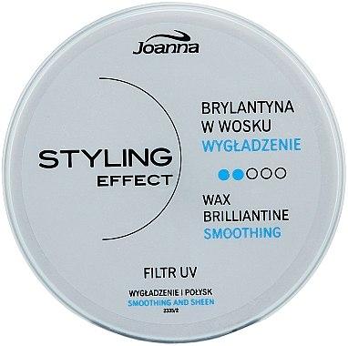 Brillantine in Wachs zur Haarglättung - Joanna Styling Effect Wax Brilliantine
