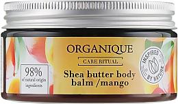 Düfte, Parfümerie und Kosmetik Körperbalsam mit Shea Butter Mango - Organique Shea Butter Body Balm Mango