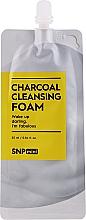 Düfte, Parfümerie und Kosmetik Gesichtsreinigungsschaum mit Aktivkohle - SNP Mini Carcoal Cleansing Foam (Mini)