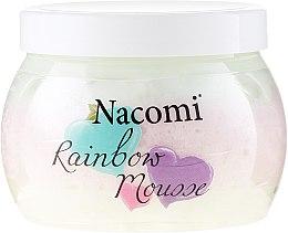 Düfte, Parfümerie und Kosmetik Körpermousse mit Wassermelone - Nacomi Rainbow Mousse