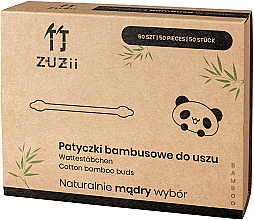 Düfte, Parfümerie und Kosmetik Wattestäbchen für Kinder - Zuzii