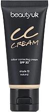 Düfte, Parfümerie und Kosmetik CC Gesichtscreme SPF 30 - Beauty UK CC Cream SPF 30