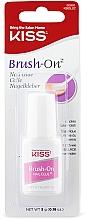 Düfte, Parfümerie und Kosmetik Nagelkleber - Kiss Brush-On Glue