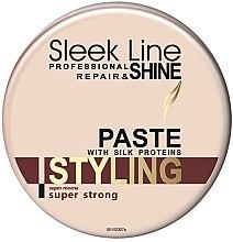 Düfte, Parfümerie und Kosmetik Produkt für Haarmodellierung und -stilisierung - Stapiz Sleek Line Styling Paste