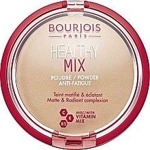 Düfte, Parfümerie und Kosmetik Kompaktpuder - Bourjois Healthy Mix Powder