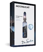 Düfte, Parfümerie und Kosmetik Regenerierende Gesichtsampullen Moonlight - Dr. Spiller Beauty Sleep Moonlight