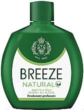 Düfte, Parfümerie und Kosmetik Breeze Deo Squeeze Natural Essence - Parfümiertes Deospray