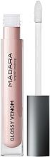 Düfte, Parfümerie und Kosmetik Feuchtigkeitsspendender Lipgloss - Madara Cosmetics Glossy Venom Lip Gloss