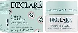 Düfte, Parfümerie und Kosmetik Regenerierende Gesichtscreme mit Probiotika - Declare Probiotic Skin Solution Multi Regeneration Cream