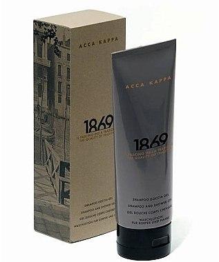 2in1 Shampoo und Duschgel - Acca Kappa 1869 Shampoo&Shower Gel — Bild N1