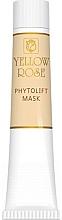 Düfte, Parfümerie und Kosmetik Feuchtigkeitsspendende Gel-Maske mit Lifting-Effekt für das Gesicht - Yellow Rose Phytolift Mask