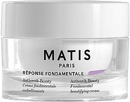 Düfte, Parfümerie und Kosmetik Regenerierende, schützende und revitalisierende Gesichtscreme - Matis Reponse Fondamentale Authentik-Beauty