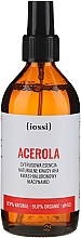 Düfte, Parfümerie und Kosmetik Acerola Gesichtsessenz mit AHA-Säuren, Hyaluronsäure und Niacinamid - Iossi Acerola Essence