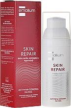Düfte, Parfümerie und Kosmetik Regenerierende Nachtcreme für trockene und anspruchsvolle Haut - Emolium Skin Repair Cream