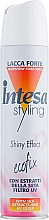 Düfte, Parfümerie und Kosmetik Haarspray mit Glanzeffekt - Intesa Ecofix Styling Shiny Effect