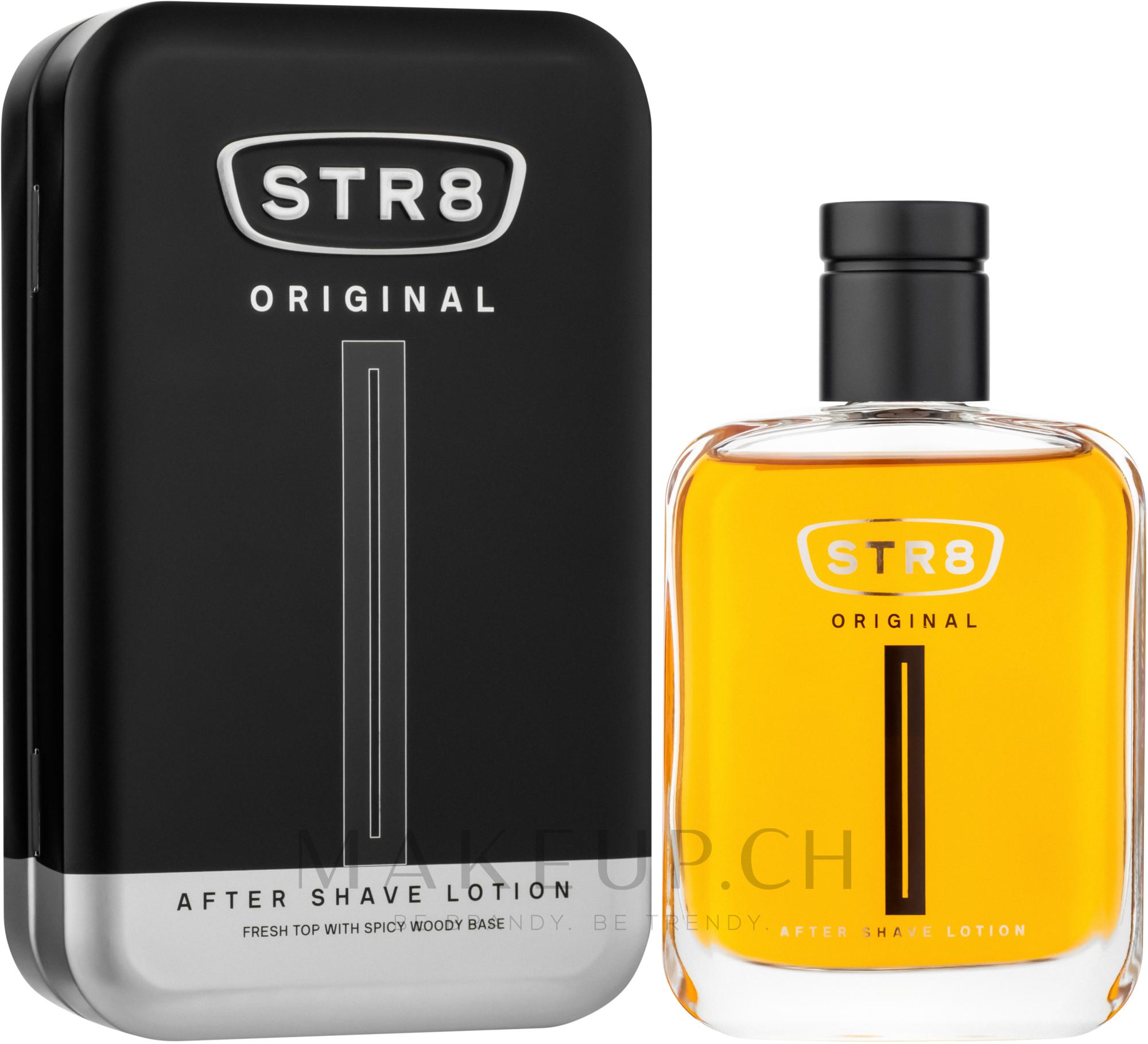 STR8 Original - After Shave Lotion — Bild 100 ml