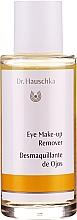 Düfte, Parfümerie und Kosmetik Augen Make-up Entferner - Dr. Hauschka Eye Make-Up Remover