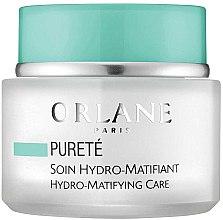 Düfte, Parfümerie und Kosmetik Feuchtigkeitsspendende und mattierende Creme - Orlane Hydro-Matifying Care
