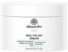 Düfte, Parfümerie und Kosmetik Nagelpoliercreme - Alessandro International Spa Nail Polish Cream