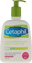 Düfte, Parfümerie und Kosmetik Feuchtigkeitsspendende Lotion für Gesicht und Körper - Cetaphil MD Dermoprotektor