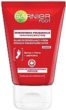 Düfte, Parfümerie und Kosmetik Intensiv pflegende und regenerierende Fußcreme - Garnier Skin Naturals