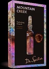 Düfte, Parfümerie und Kosmetik Reinigende Gesichtsampullen Mountain Creek - Dr. Spiller Balance Mountain Creek The Purifying Ampoule