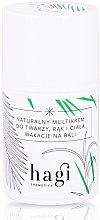 Düfte, Parfümerie und Kosmetik Gesichts- Hand- und Körpercreme - Hagi