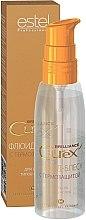 Düfte, Parfümerie und Kosmetik Hitzeschutz-Haarfluid für mehr Glanz - Estel Professional Curex Brilliance Fluid