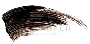 Augenbrauen-Mascara - Hean Express Brown Mascara — Bild Brunette
