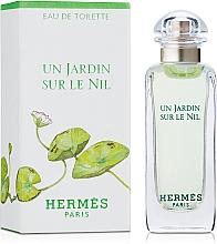 Düfte, Parfümerie und Kosmetik Hermes Un Jardin sur le Nil - Eau de Toilette (Mini)