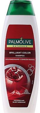 "Shampoo für coloriertes Haar ""Granatapfel"" - Palmolive Naturals Brilliant Colour Shampoo"