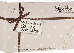 Düfte, Parfümerie und Kosmetik Set - Love Boo My Little Box Of Boo Boos (b/lot/50ml + sh/gel/shm/50ml + b/oil/10g + bath/f/50ml)