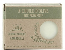 Düfte, Parfümerie und Kosmetik Handgemachte Naturseife mit Olivenöl - Foufour A l'Huile d'Olive AOC Provence