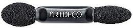 Düfte, Parfümerie und Kosmetik Lidschatten-Doppelapplikator - Artdeco Double Applicator for Trio Box