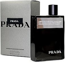 Düfte, Parfümerie und Kosmetik Prada Amber Pour Homme Intense - Eau de Parfum