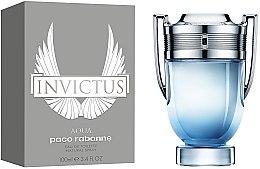 Düfte, Parfümerie und Kosmetik Paco Rabanne Invictus Aqua 2018 - Eau de Toilette
