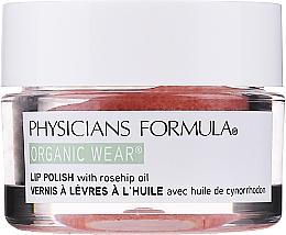 Düfte, Parfümerie und Kosmetik Lippenpeeling mit Rosenöl - Physicians Formula Organic Wear Organic Rose Oil Lip Polish Rose