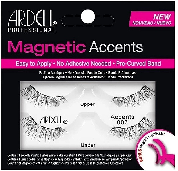 Magnetische Wimpern 003 - Ardell Magnetic Lashes Accent 003
