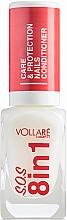 Düfte, Parfümerie und Kosmetik 8in1 Nagelconditioner - Vollare Cosmetics SOS 8in1