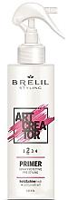 Düfte, Parfümerie und Kosmetik Leichtes schützendes Haarspray mit Kaktusextrakt - Brelil Art Creator Primer