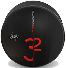 Düfte, Parfümerie und Kosmetik Modellierendes Haarwachs - Vitality's We-Ho Control Noir Shaping Wax