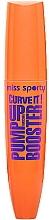 Düfte, Parfümerie und Kosmetik Wimperntusche - Miss Sporty Pump Up Booster Curve It Mascara
