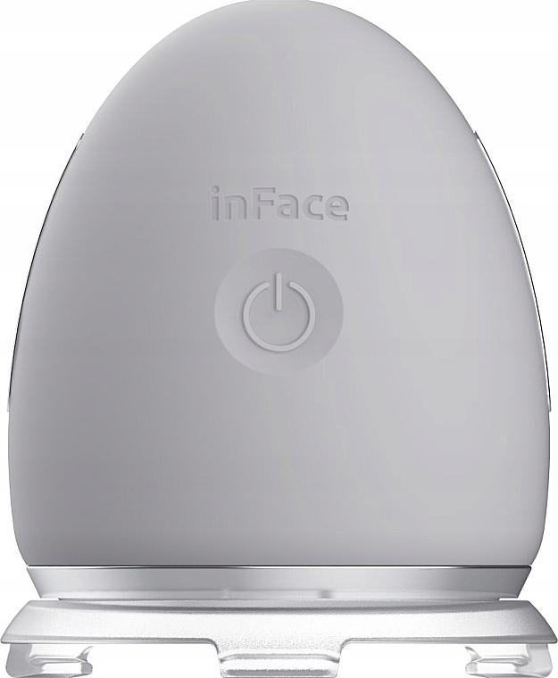 Ionisches Gesichtsmassagegerät grau - Xiaomi inFace Ion Facial Device CF-03D Grey