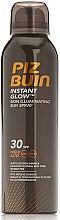Düfte, Parfümerie und Kosmetik Sonnenschutzspray mit Schimmereffekt SPF 30 - Piz Buin Instant Glow SPF30