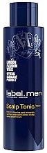 Düfte, Parfümerie und Kosmetik Intensiv Kopfhaut- und Haar-Tonikum bei Schuppen, fettigem Haar - Label.m Label Men Scalp Tonic